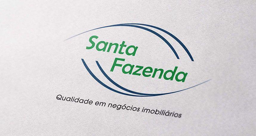 Logotipo Santa Fazenda