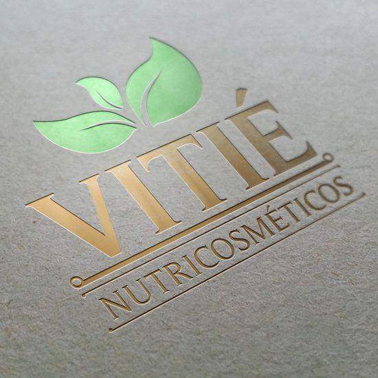Logotipo - Vitié Nutricosméticos