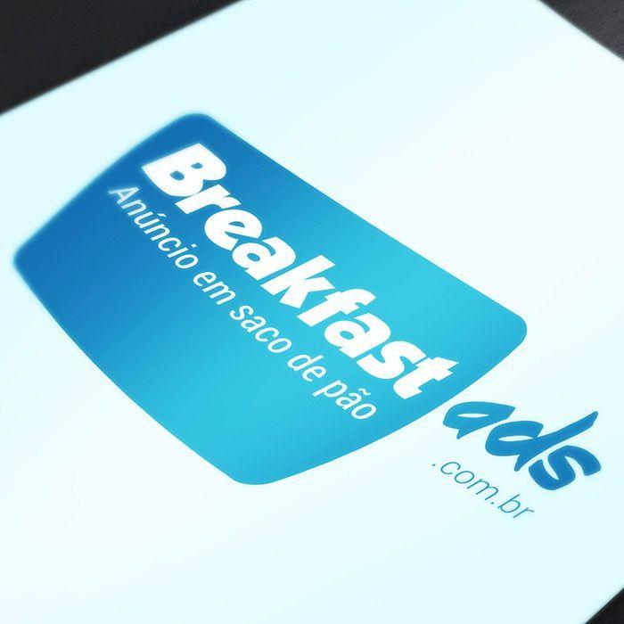 Logotipo Breakfast ads