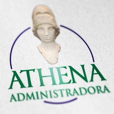 Logotipo - Athena Adm