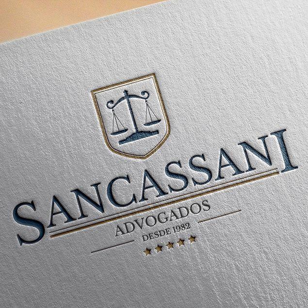 Logotipo - Sancassani Advogados