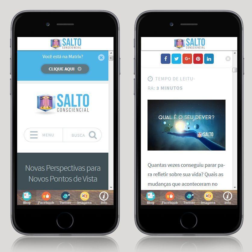 App Salto Consciencial